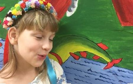 Ukrainian Spring Songsfor KidswithUVV Singers -