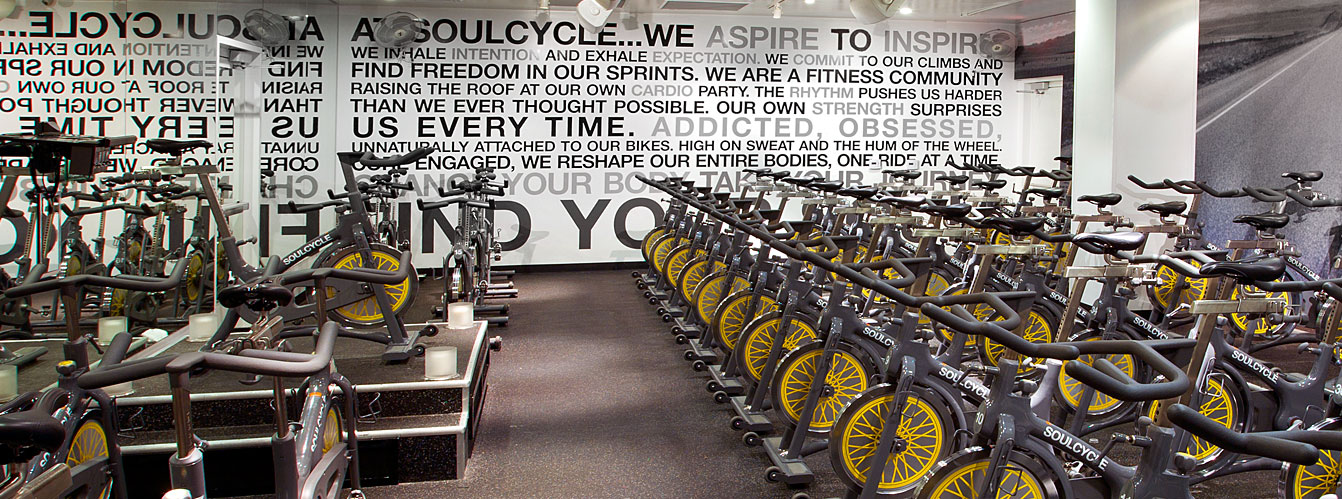 Courtesy of Soulcycle.com