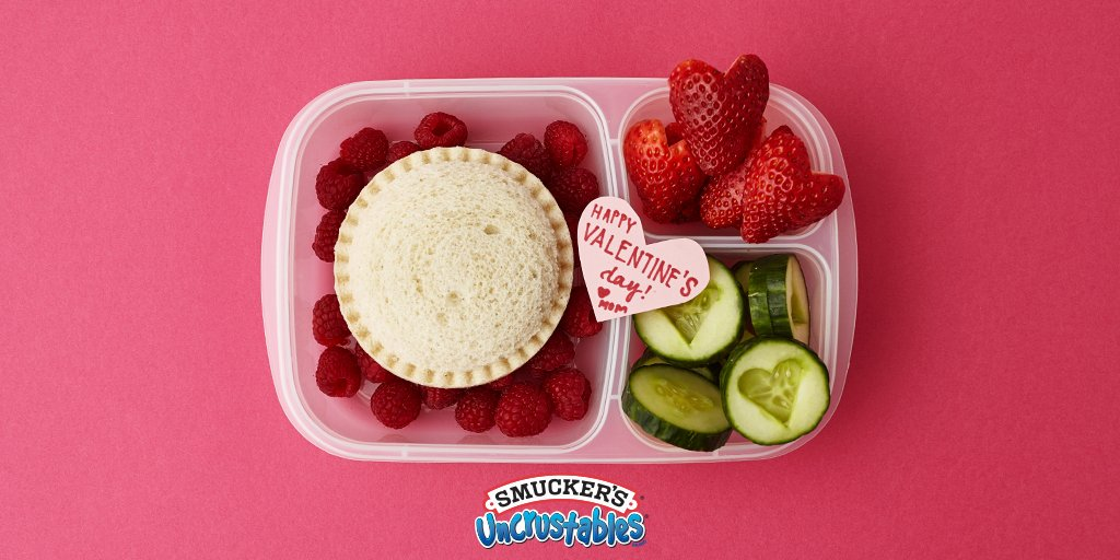 Leave a little love in their lunchbox.