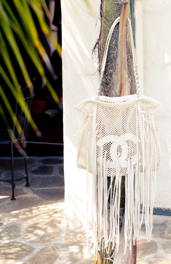 Chanel Fringe bag