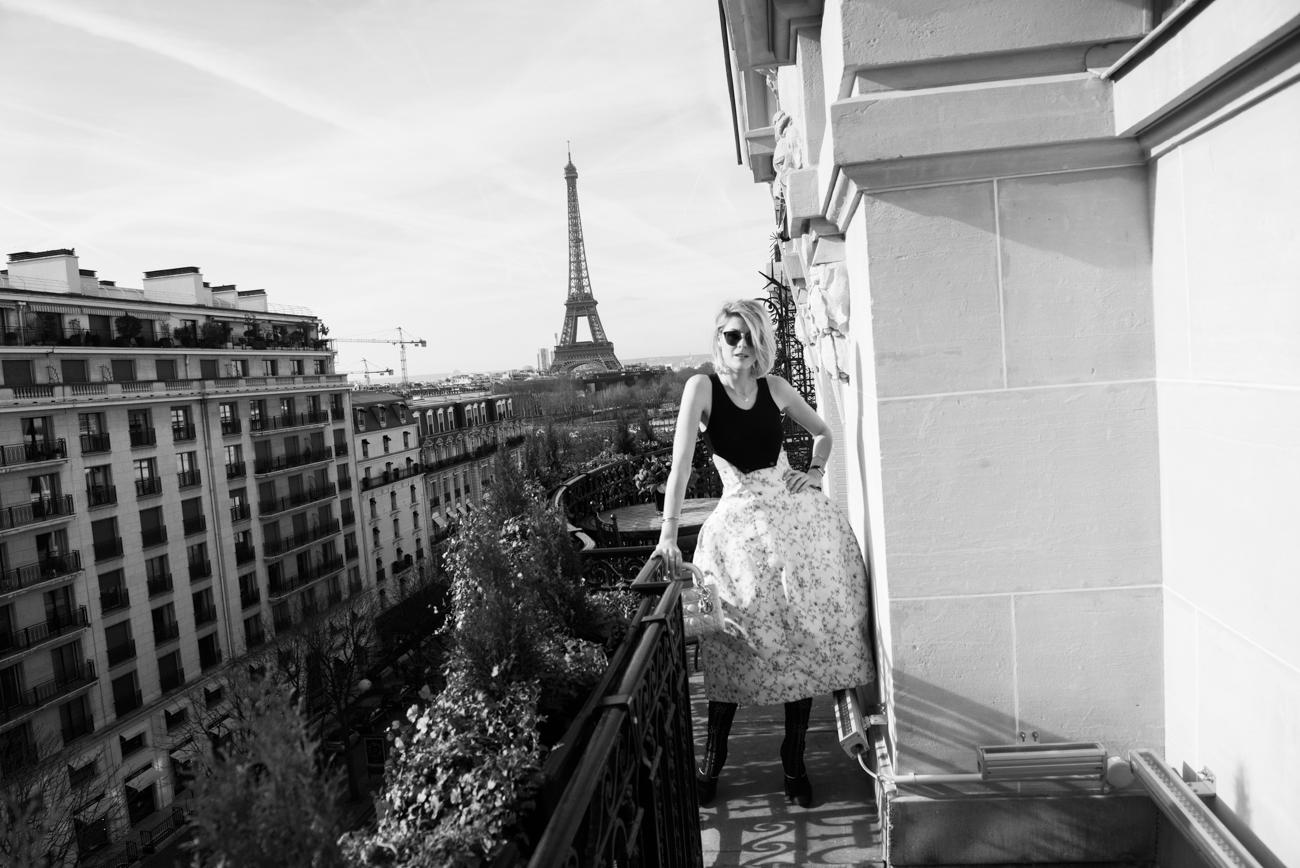 Dress in Paris