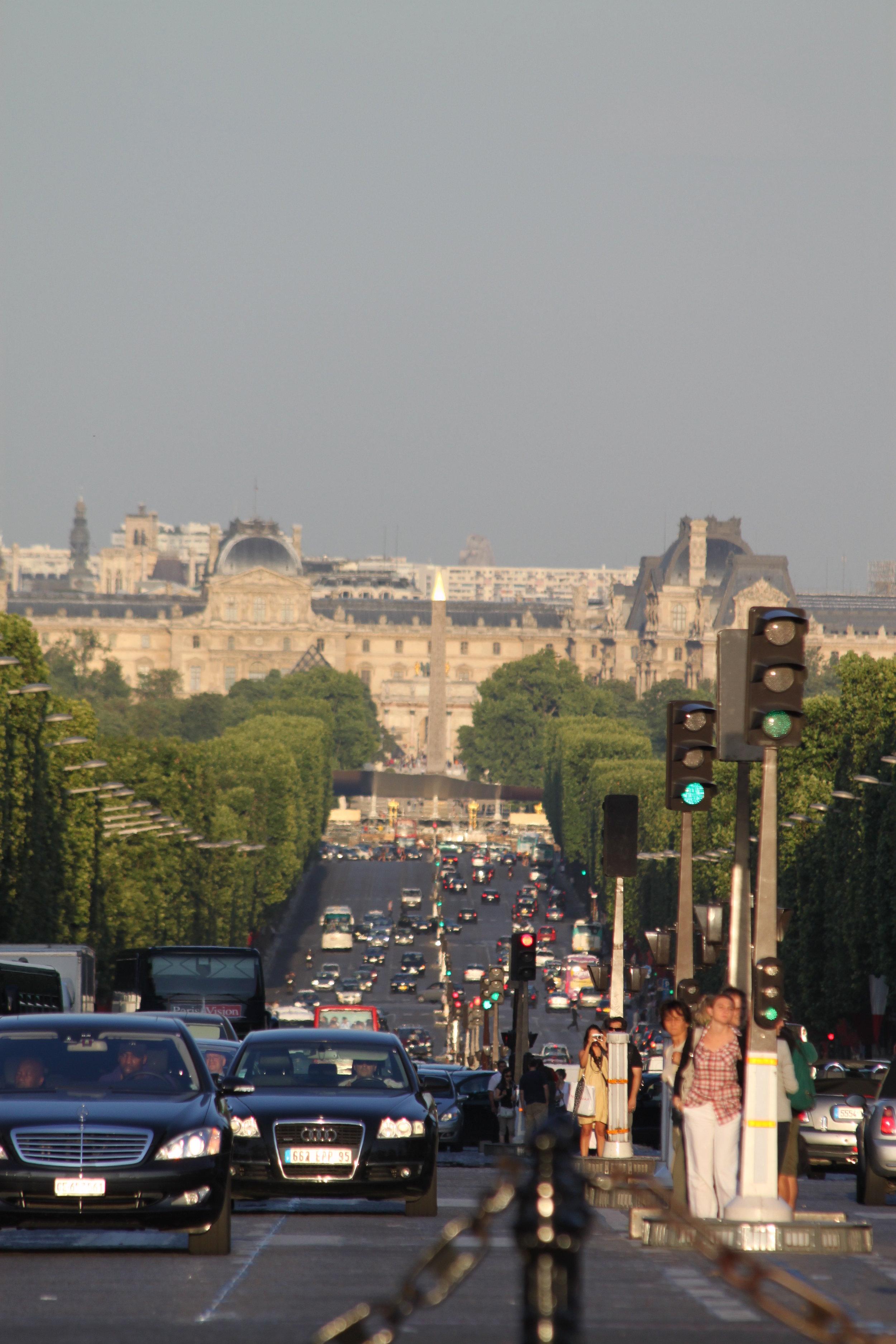 White Light of Paris
