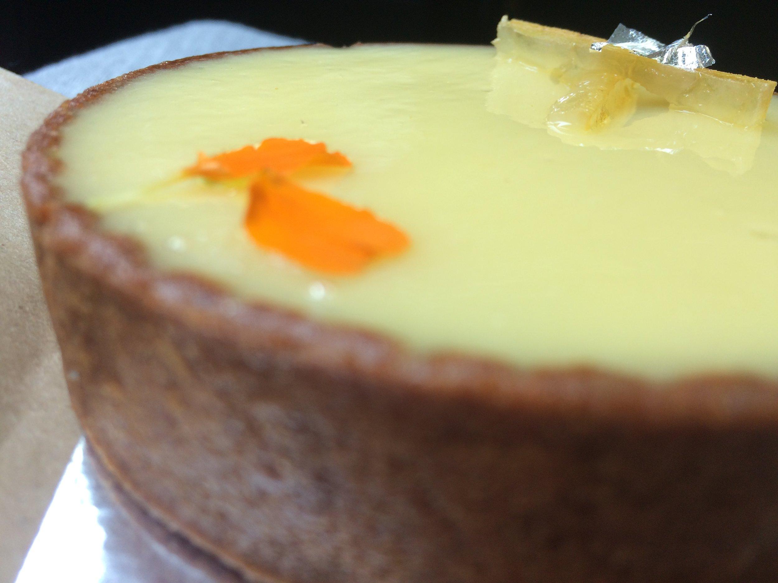 Lemon Tart - Simple Pleasures