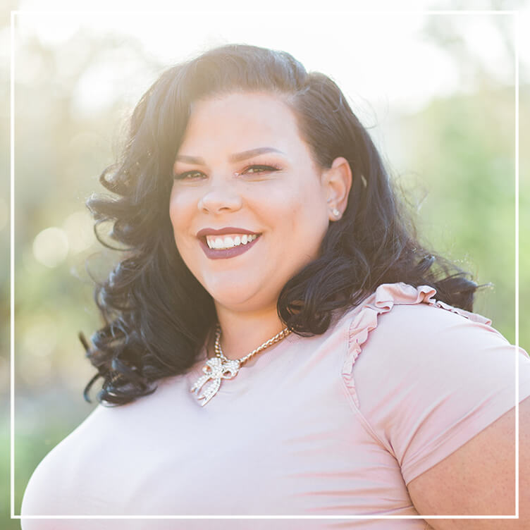 The Decorated Bride - Meet The Team Richelle