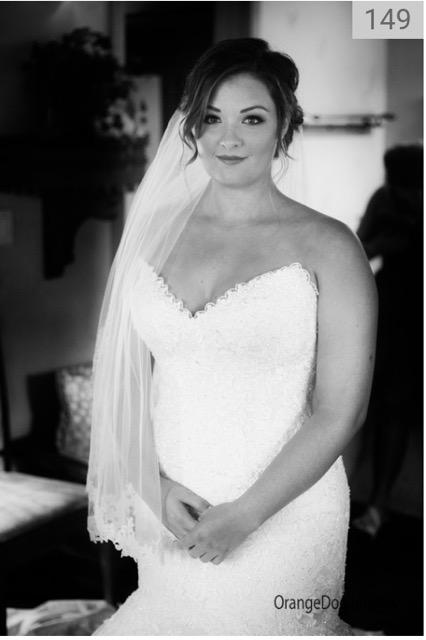 The Decorated Bride - Artist Tish
