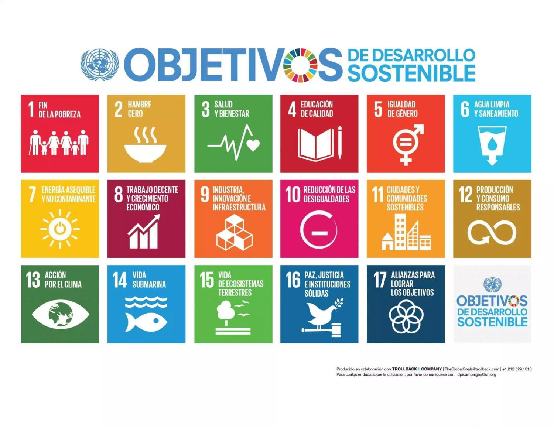 Fuente: www.un.org/sustainabledevelopment/es/