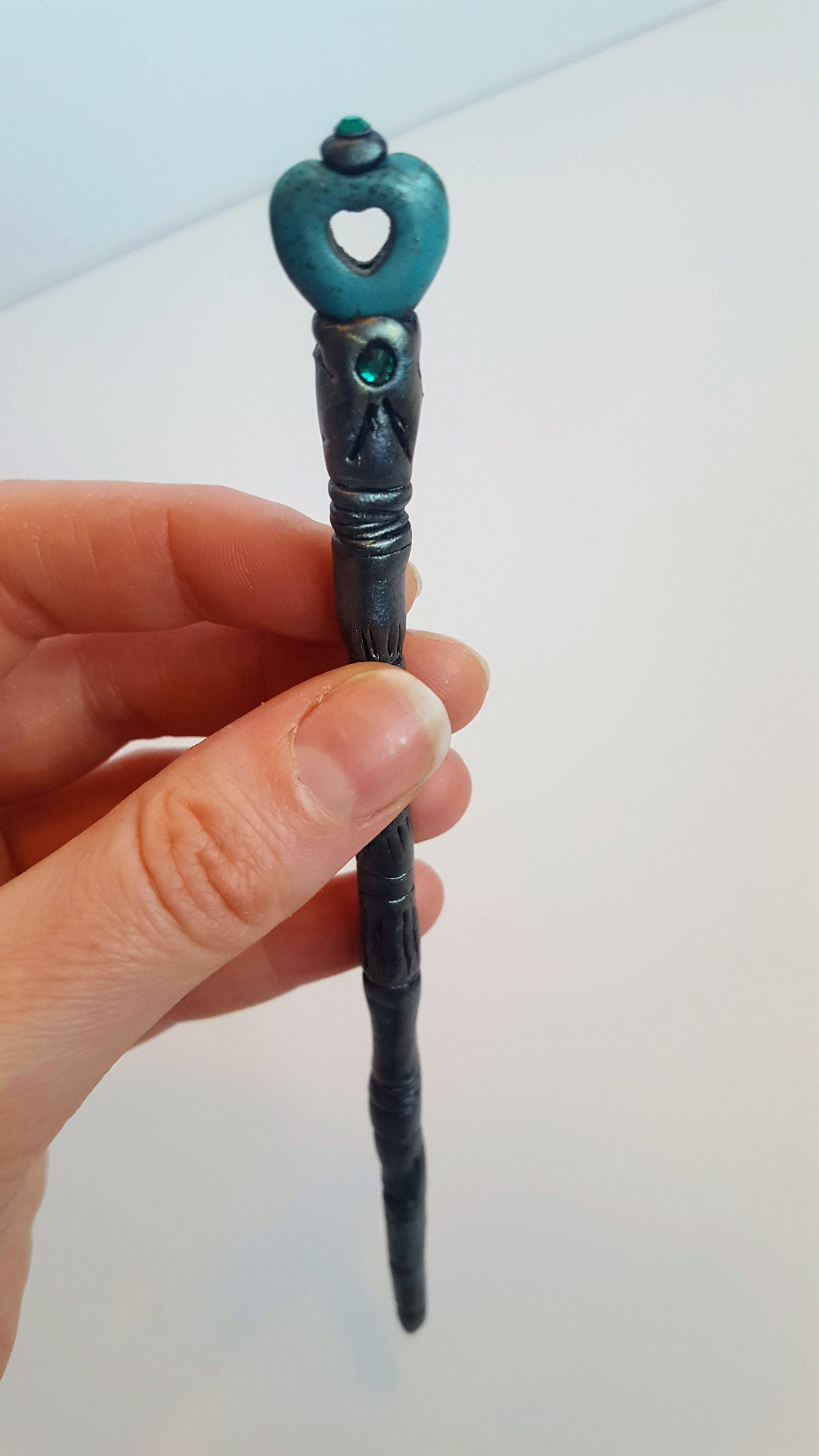 TurquoiseSmall Wand - Buy Now!