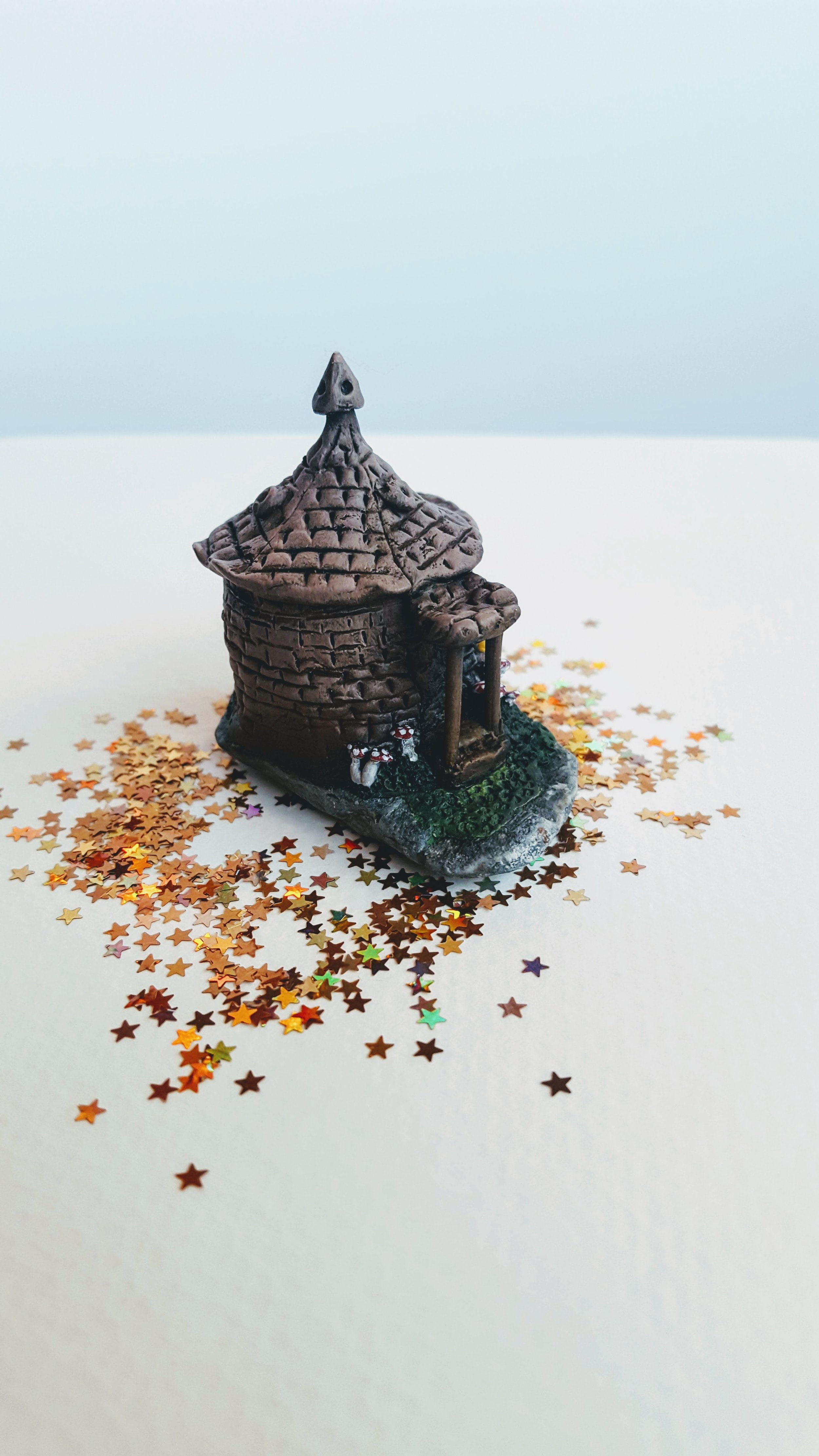 Clay Cottage Miniature - Buy Now!