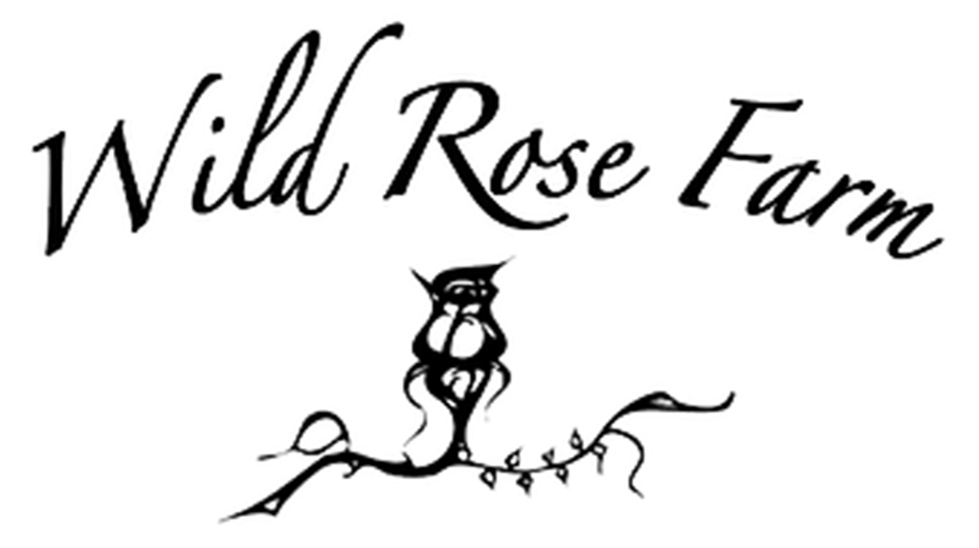 Wild Rose Farm logo