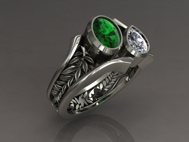 Fern Emerald White.jpg