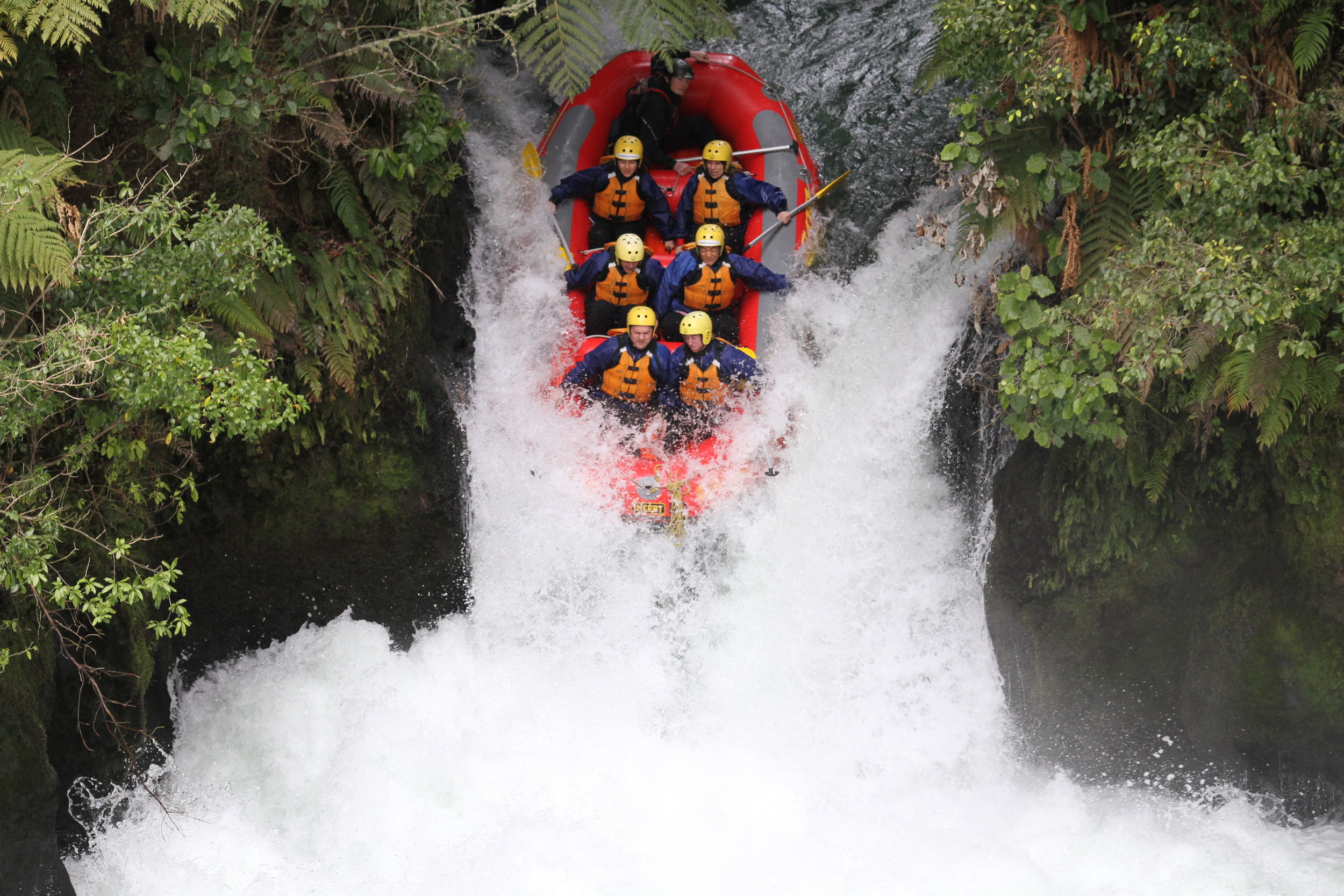 Tutea Falls with River Rats Rafting.JPG