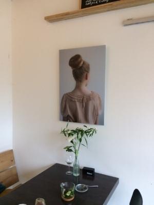 Photo in cafe Stekker