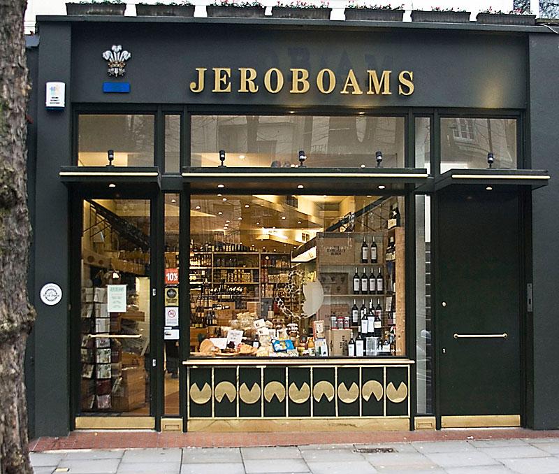 Jeroboams, 96 Holland Park Avenue, London W11