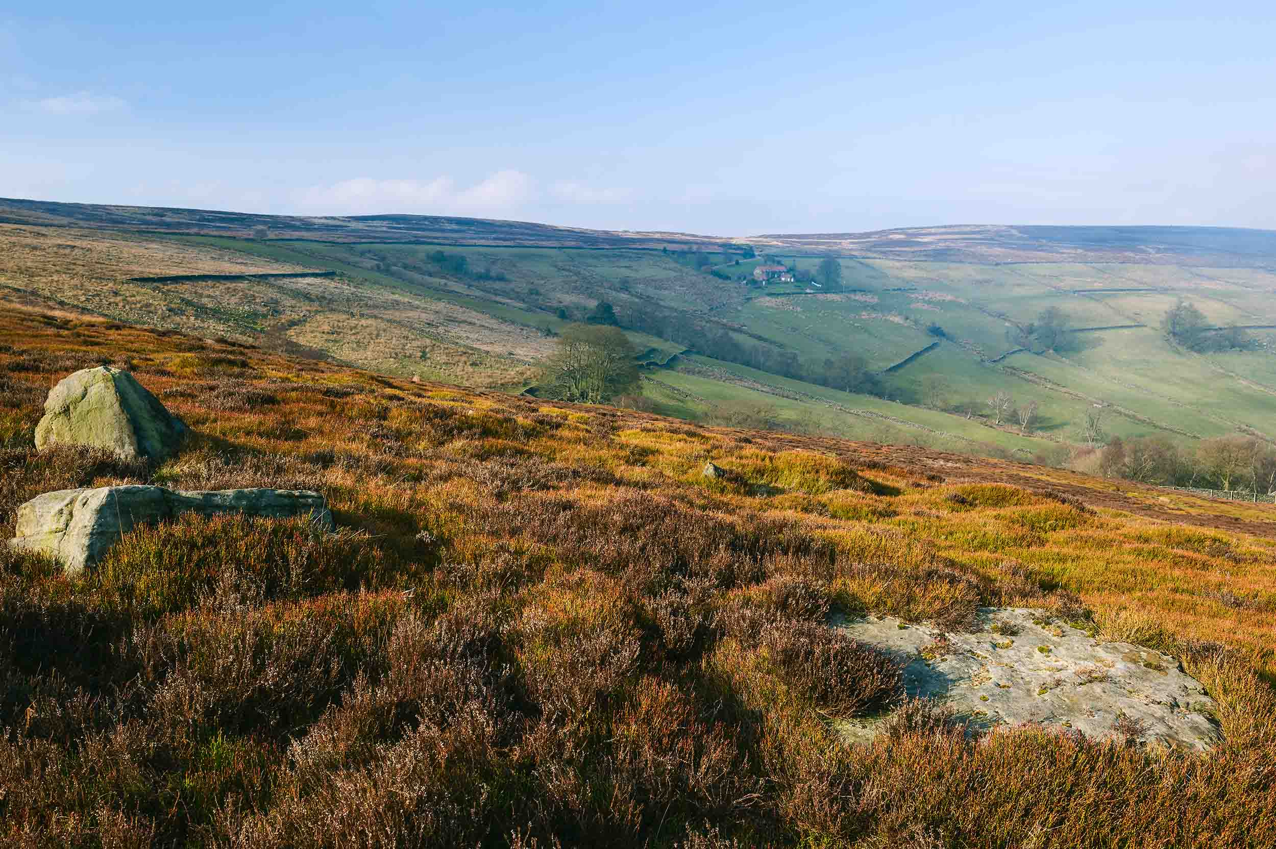 Located on the North York Moors   Picturesque & peaceful    Unwind