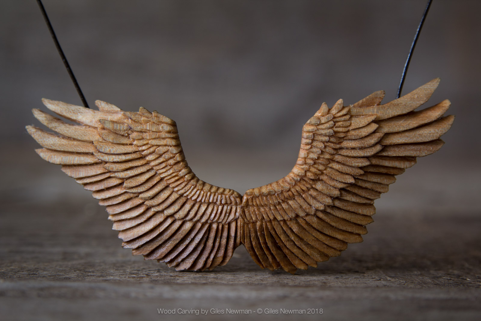 Wings Pendant