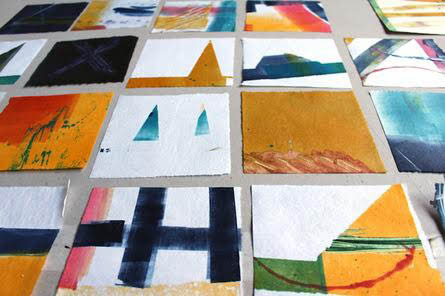 Introduction to Printmaking  - Museum at the Mill