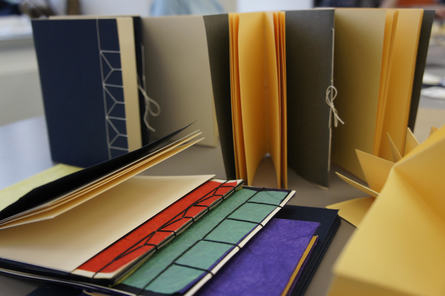 Introduction to Bookbinding - At the Crescent Arts Centre