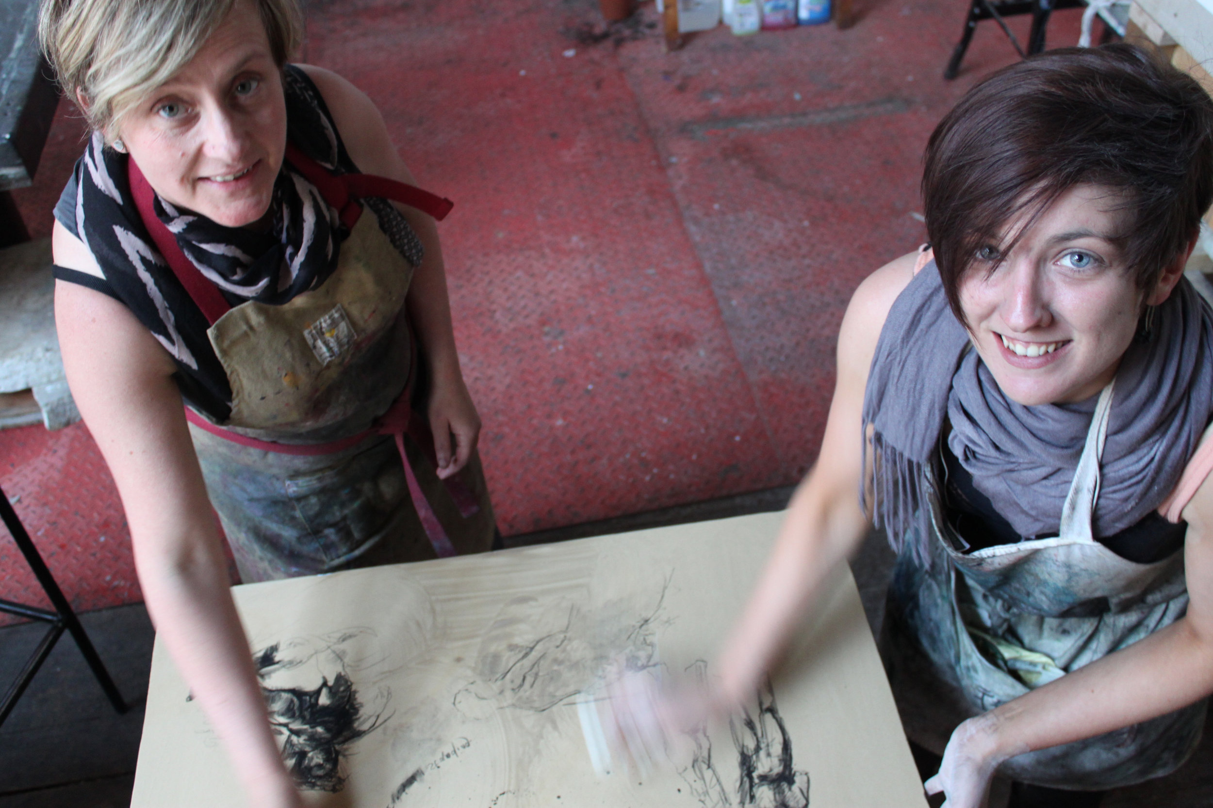 Creating Lithographs for 'Parenthesis' at the Belfast Print Workshop.jpg