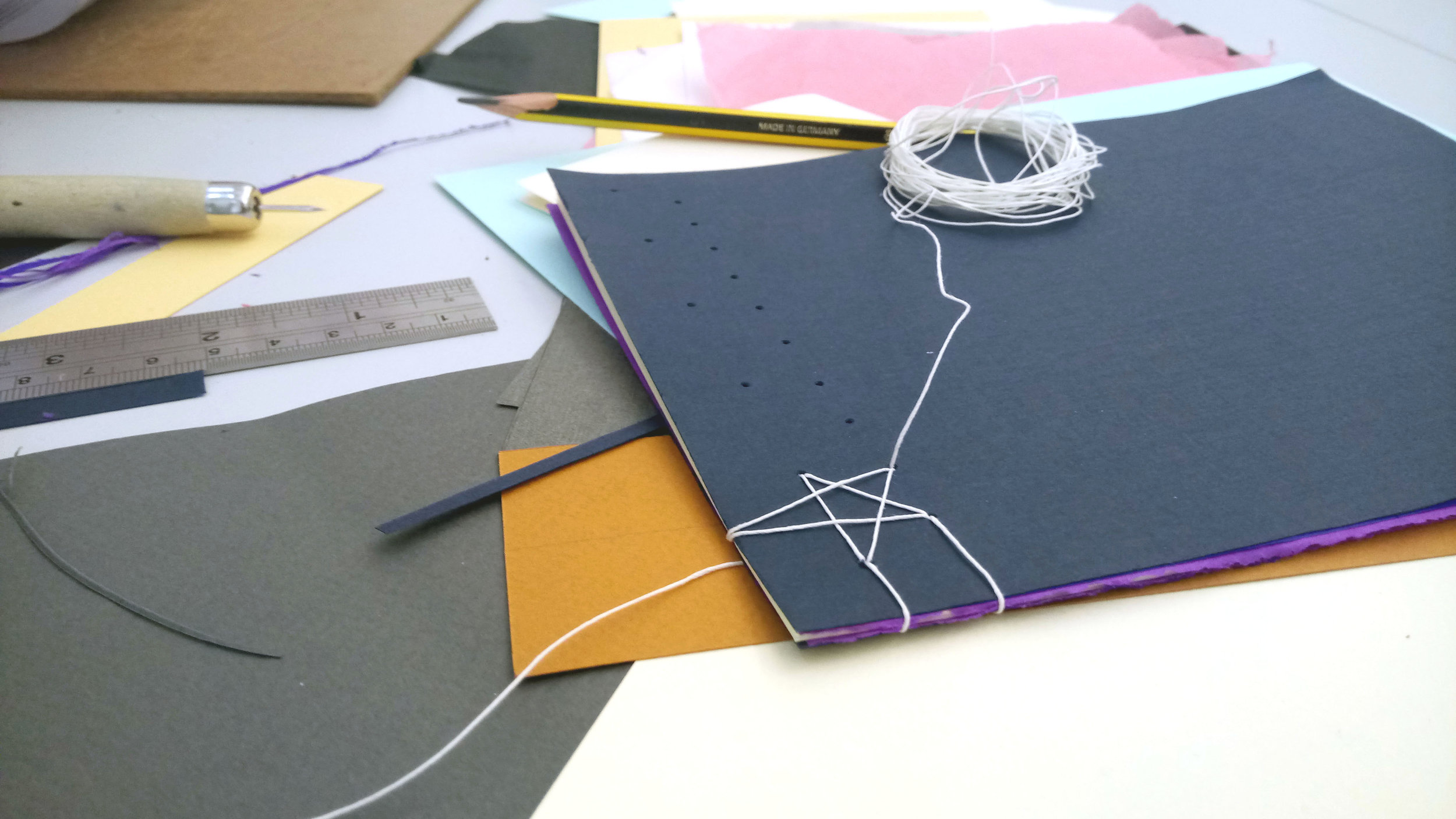 Contemporary Binding -