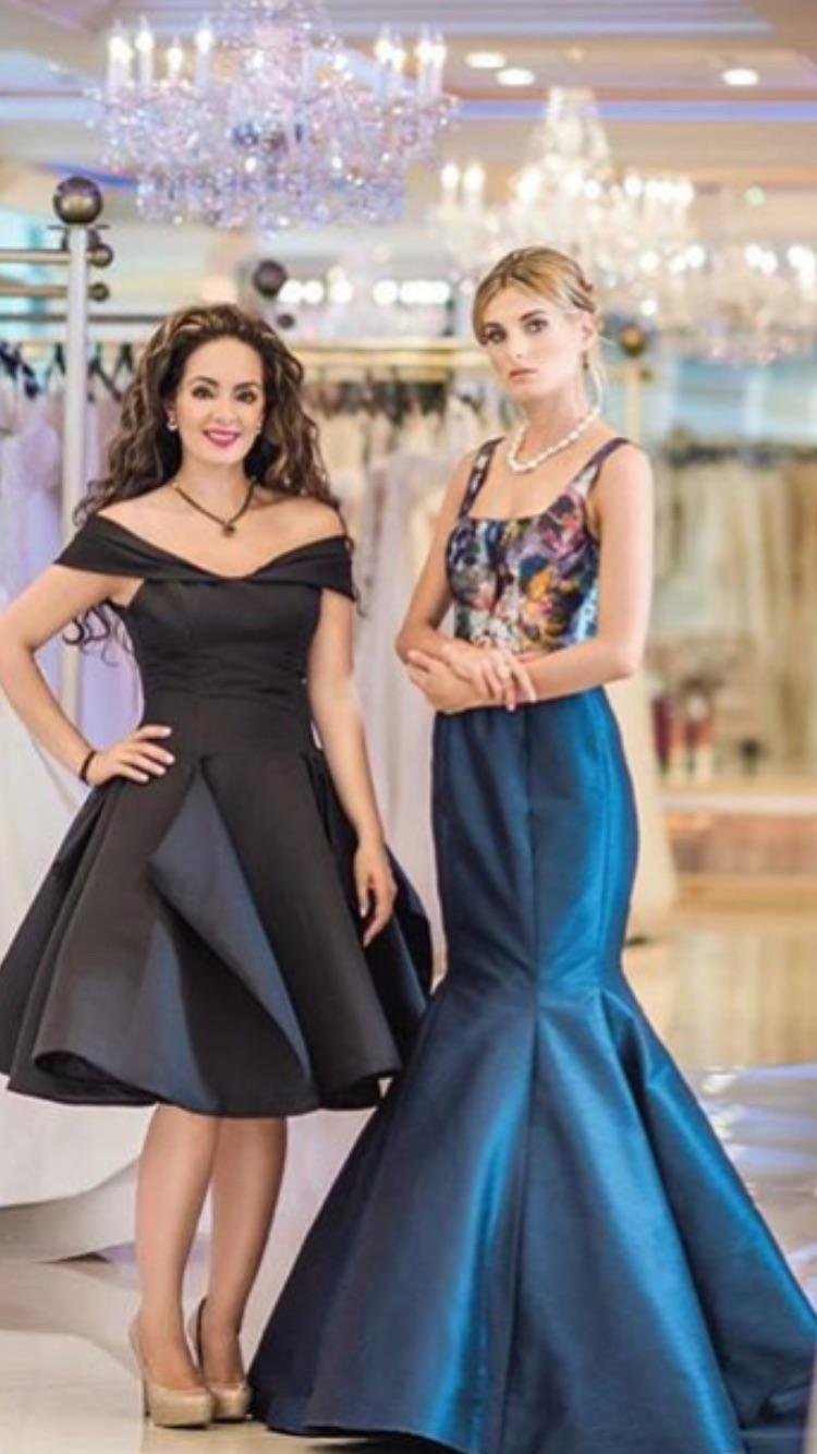 Sareh Nouri gown & designer.JPG