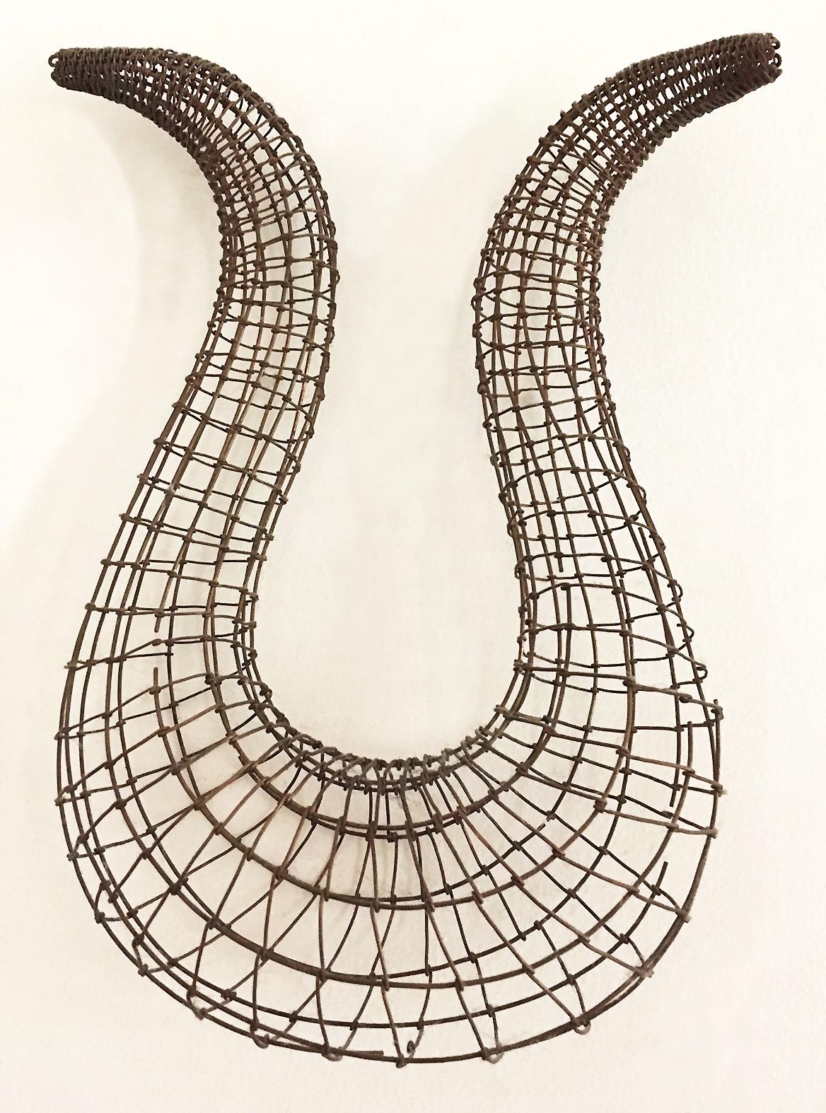"""Merge 2, woven copper wire, 12""""x10""""x12"""", 2000"""