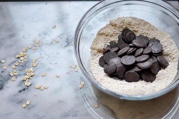 Decadent Gluten Free Vegan Chocolate Chip Cookies_ chips.jpg
