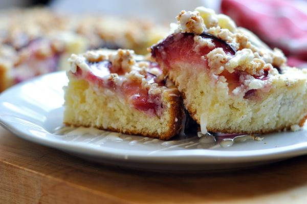 Amaretti Plum Crunch Cake_sliced drizzled side view-0056.jpg