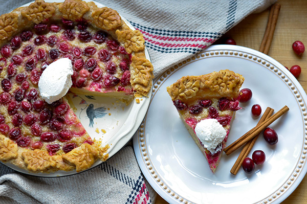 Holiday Cranberry Chess Pie_ slie and whole overhead-0074.jpg