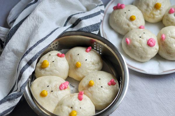 red bean steamed buns_ chicks steamed-0075.jpg