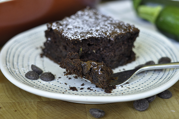 Chocolate Zucchini Cake_CU melted chocolate.jpg