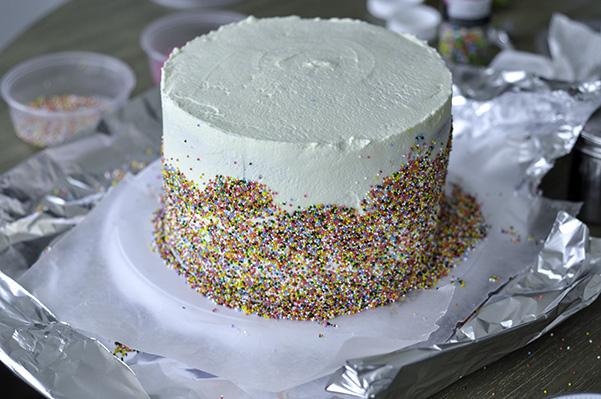 Strawberry Birthday Cake_while decorating.jpg