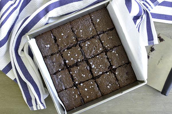 Fudgey Grain Free Brownies_Wide in pan cut.jpeg
