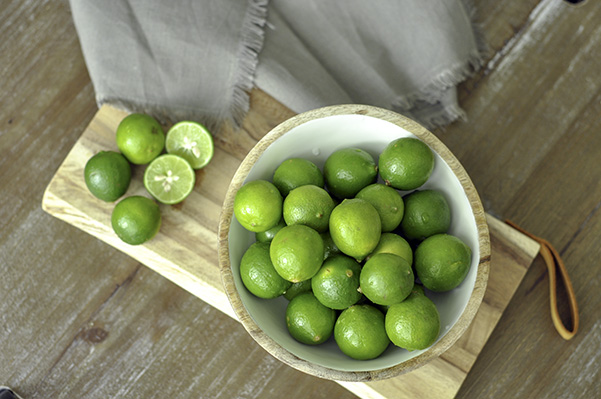 Super Fluffy Key Lime Pie_Key Limes.jpg