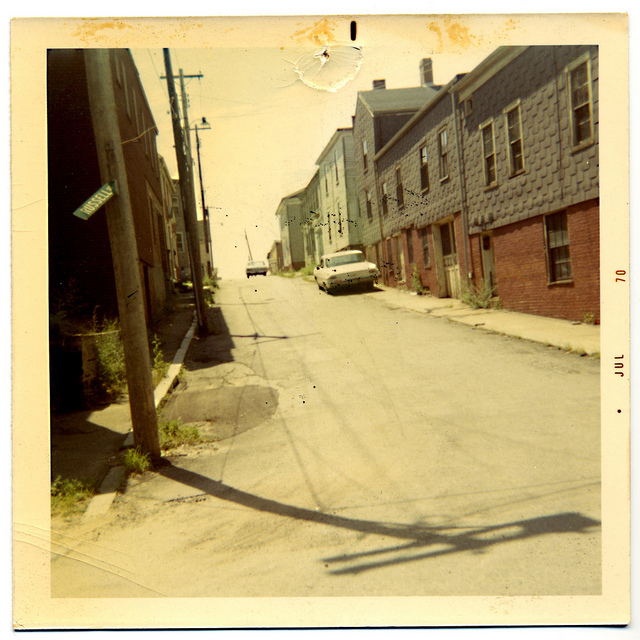 Russell St., Portsmouth, NH, 1970