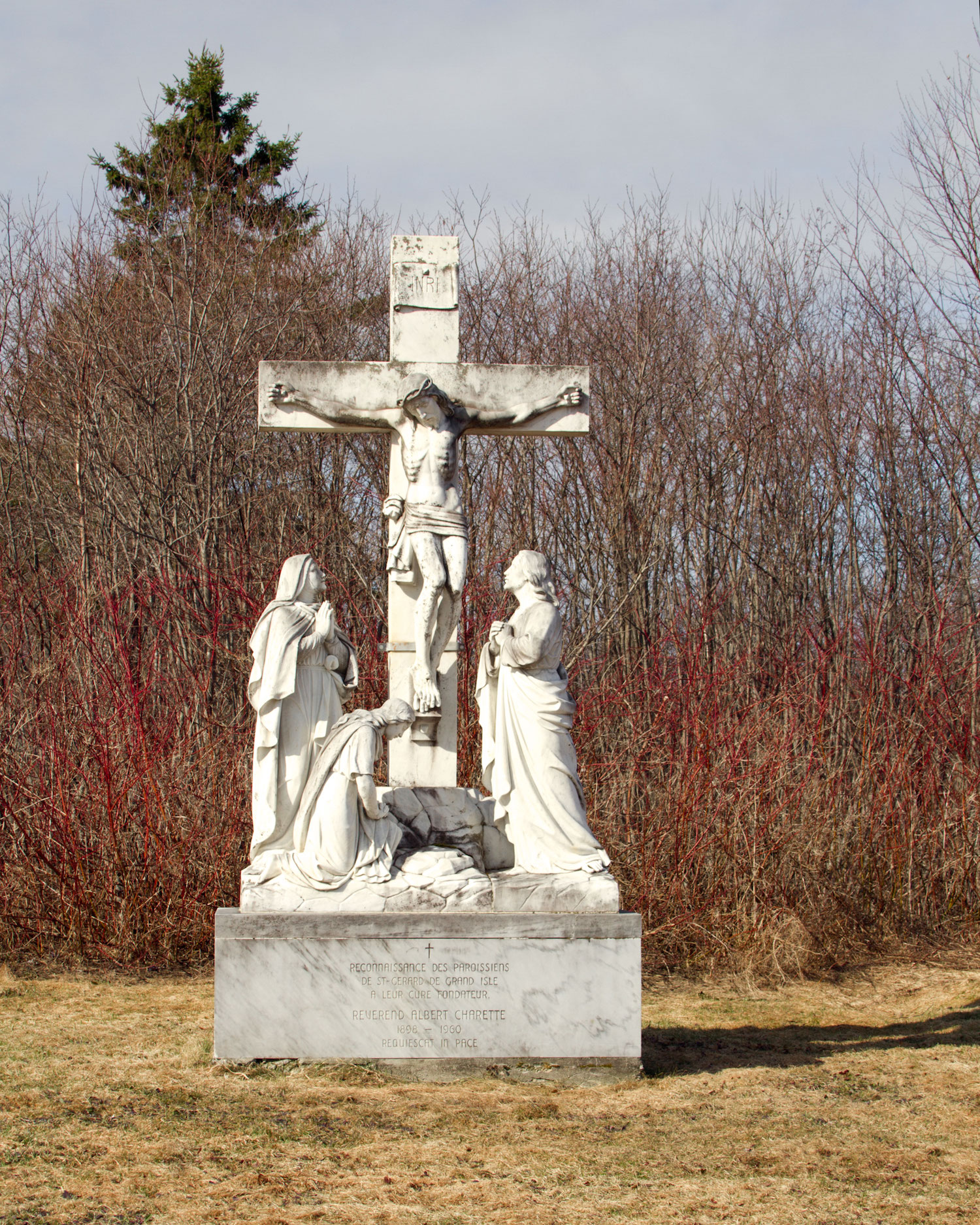St. Gerard Cemetery, Grand Isle, ME