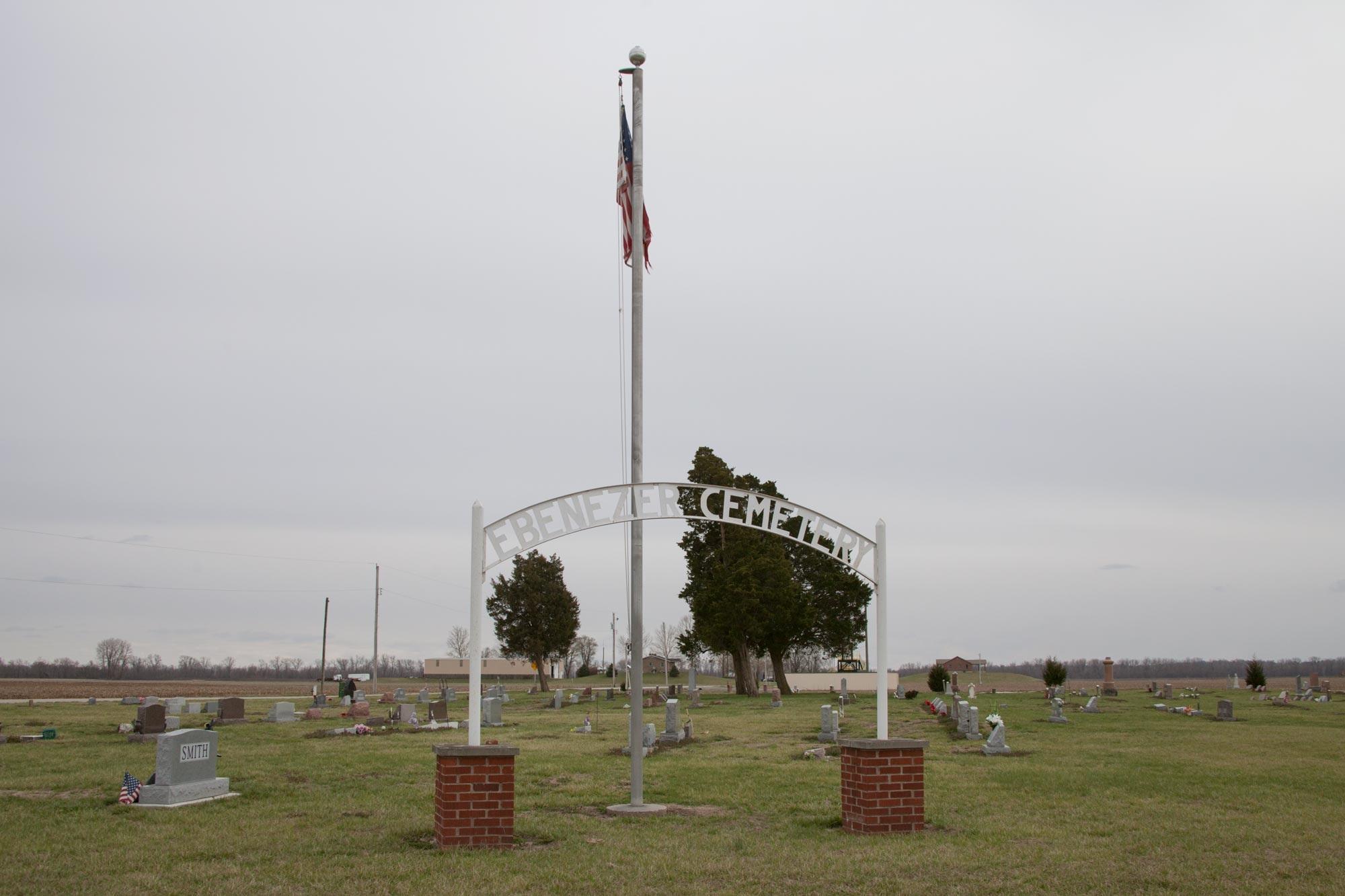 Ebenenzer Cemetery, West Alton, MO