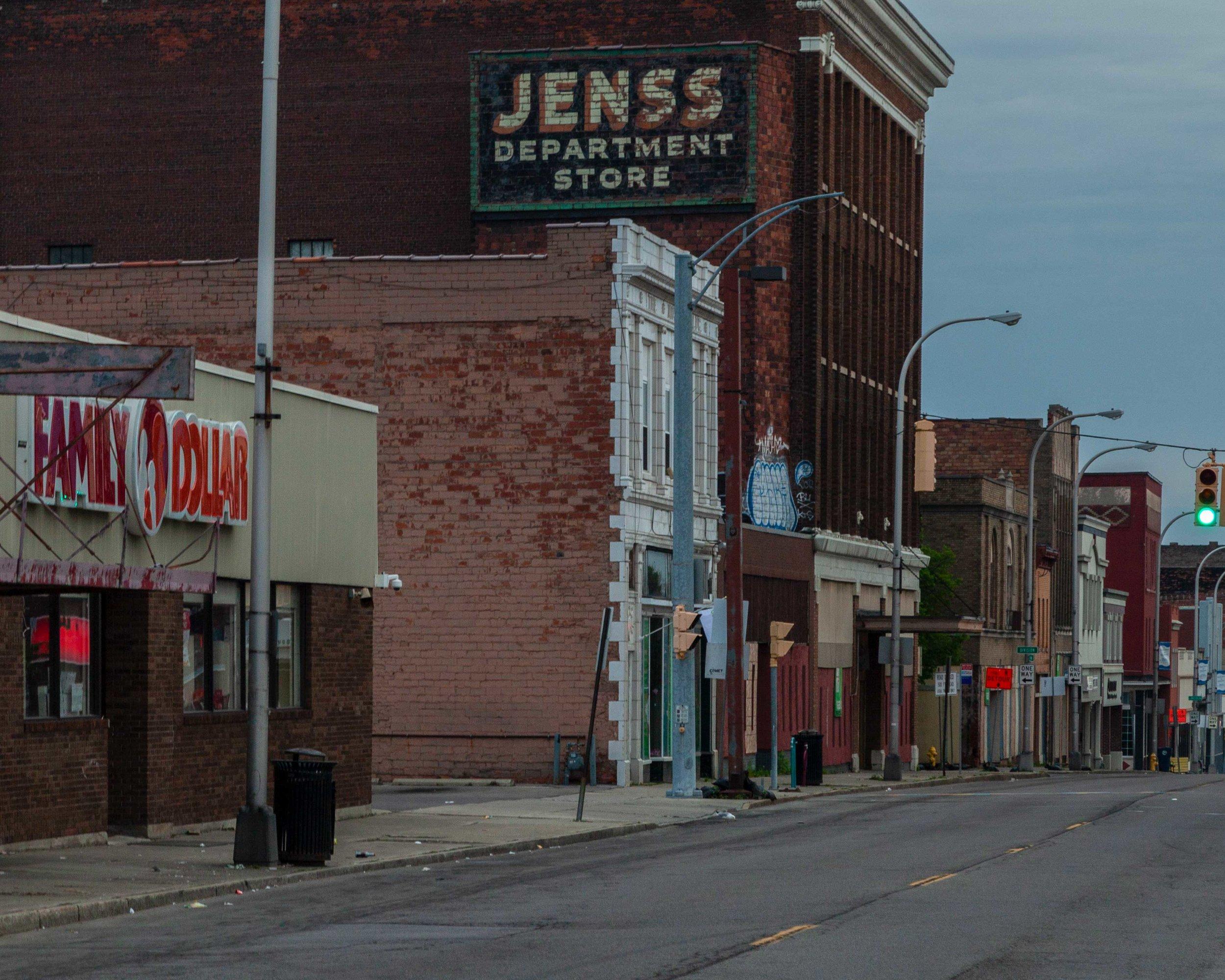 Main St., Niagara Falls, NY