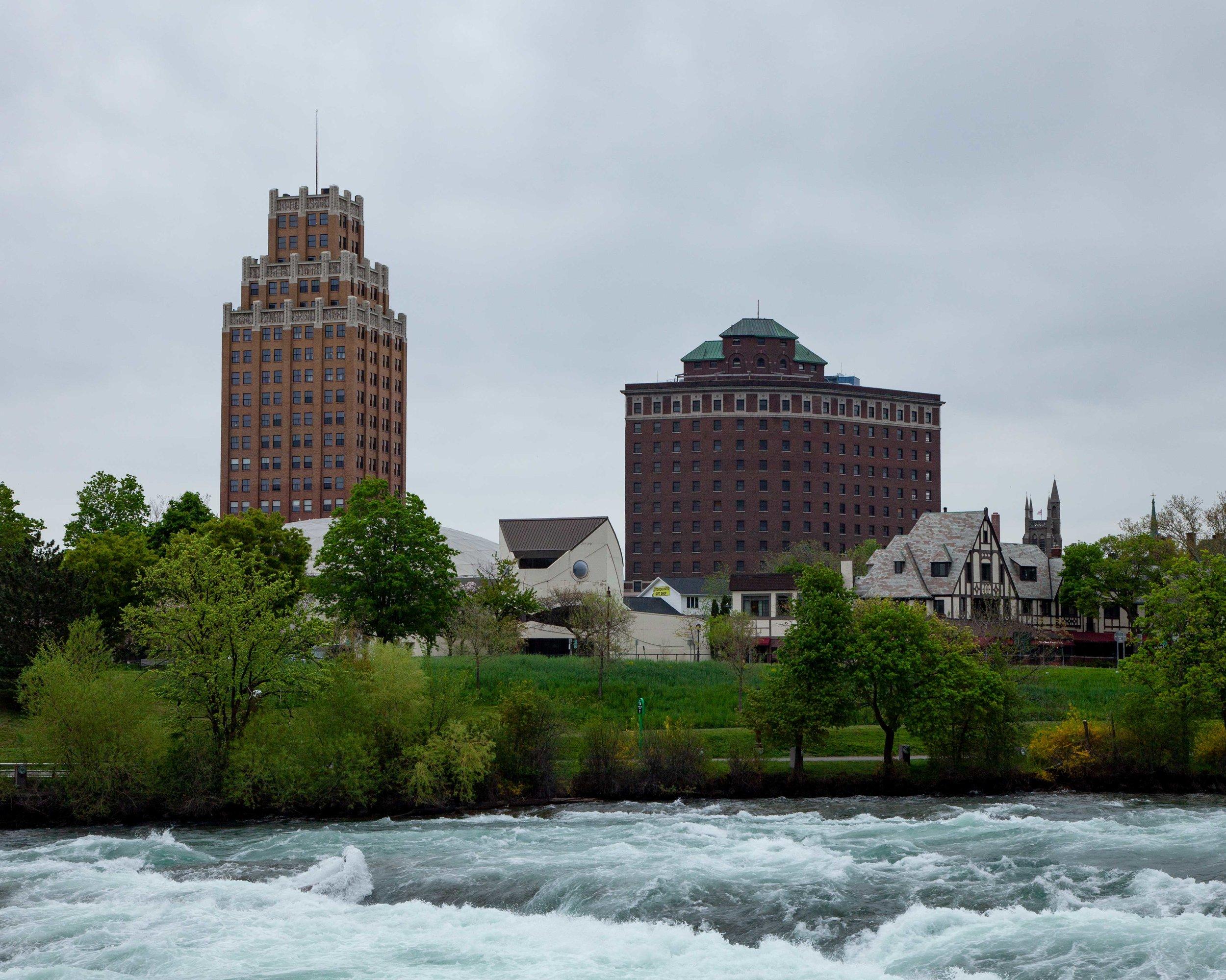 Skyline, Niagara Falls, NY