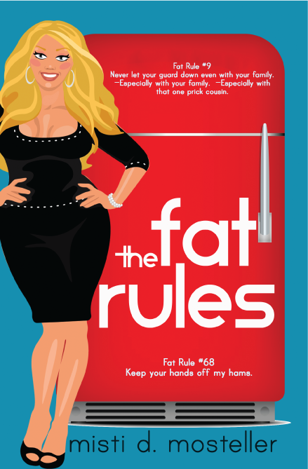 The Fat RulesMisti D. Mosteller - Author Misit. D. Mosteller has signed with Paradigm, with a series proposal currently in the works.
