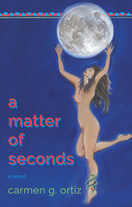 A Matter of SecondsCarmen Ortiz -