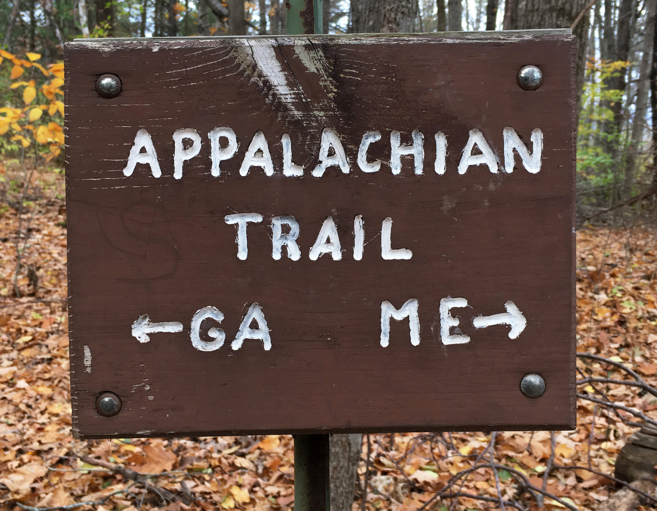 Hike the Appalachian Trail