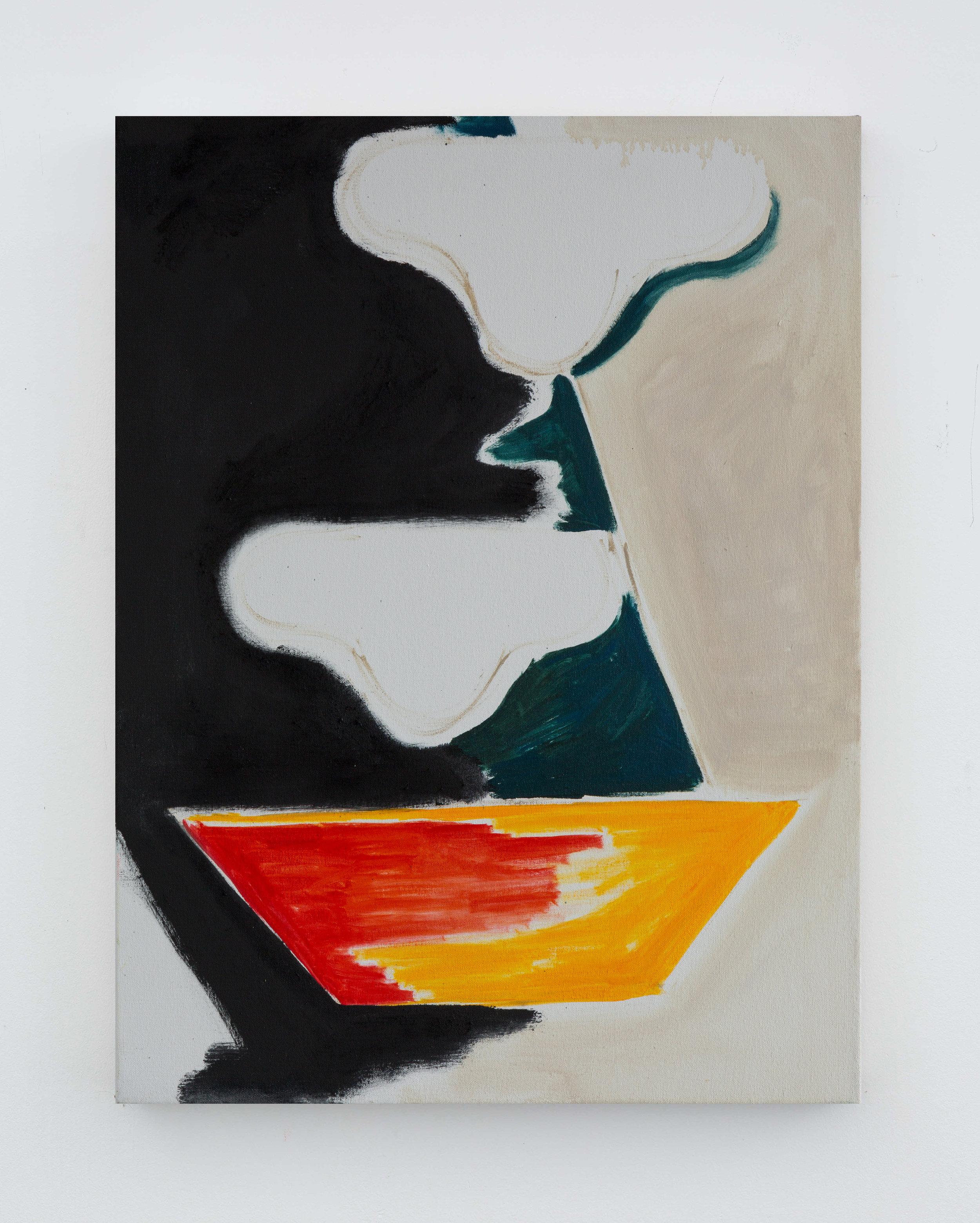 Motormouth  2019 Oil on canvas 60x45cm