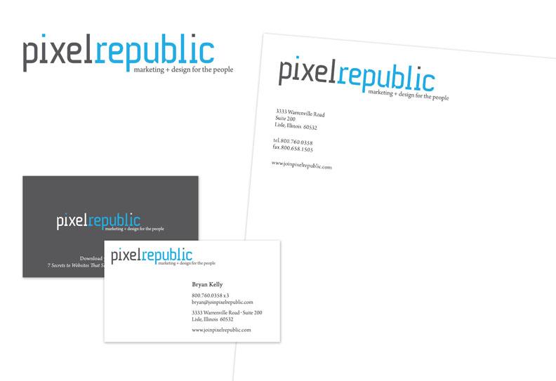 Pixel Republic Identity