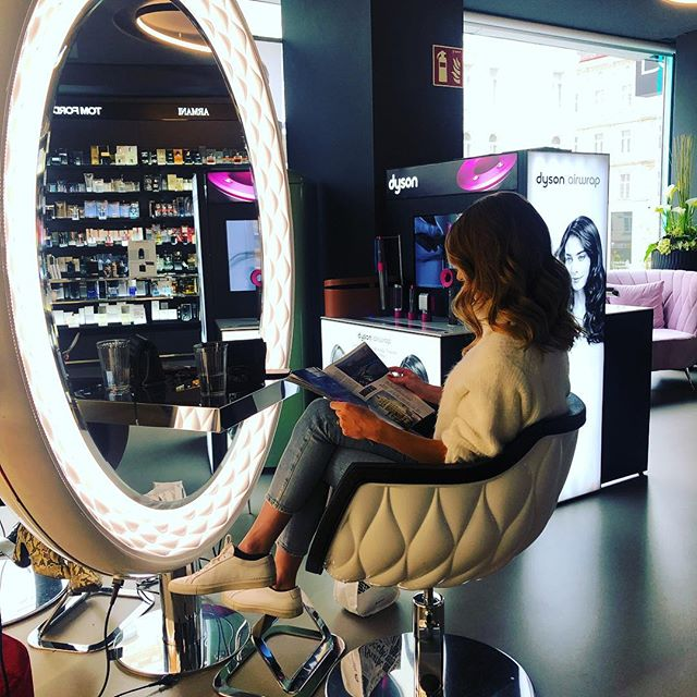 #relax #drybar #hair #hairstyle  #ultimativgroup #douglas