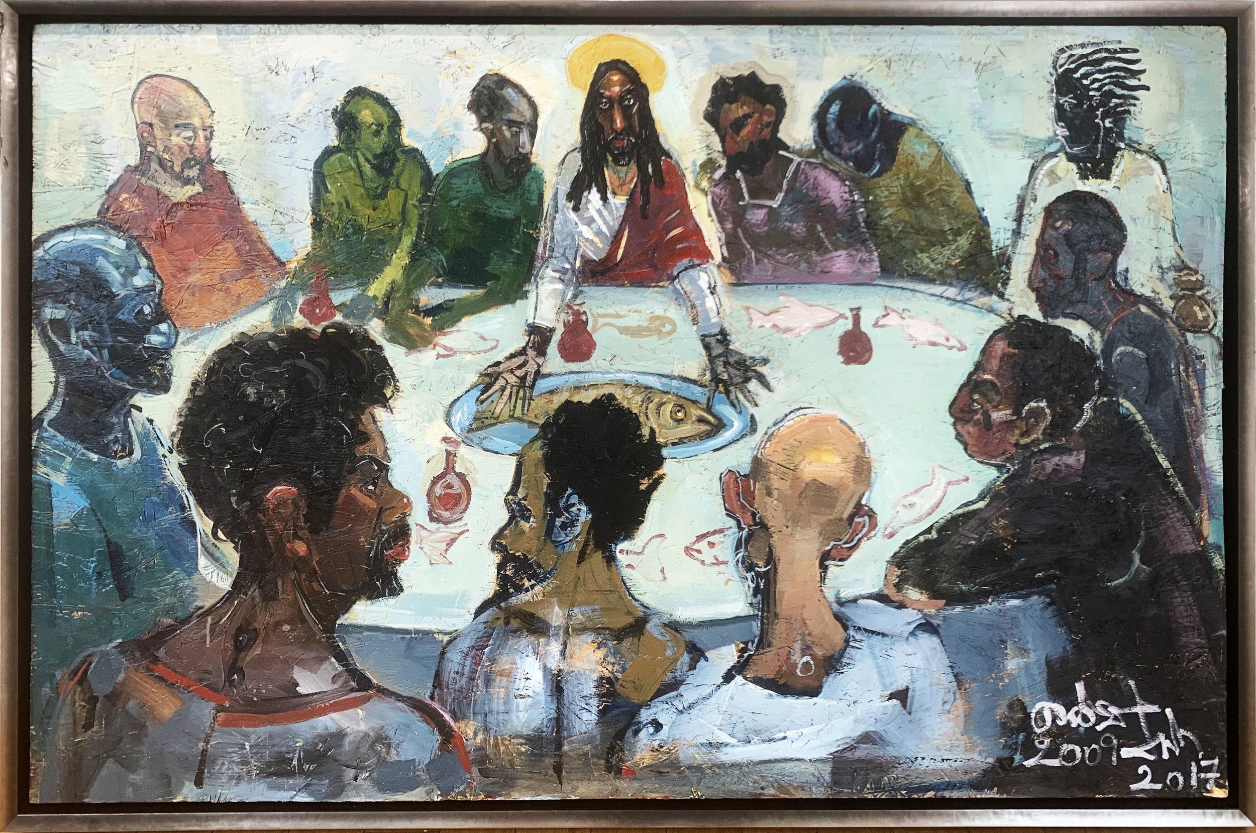 The Last Supper - Merid Tafesse