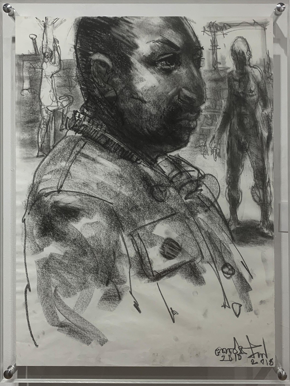 Untitled #28 - Merid Tafesse