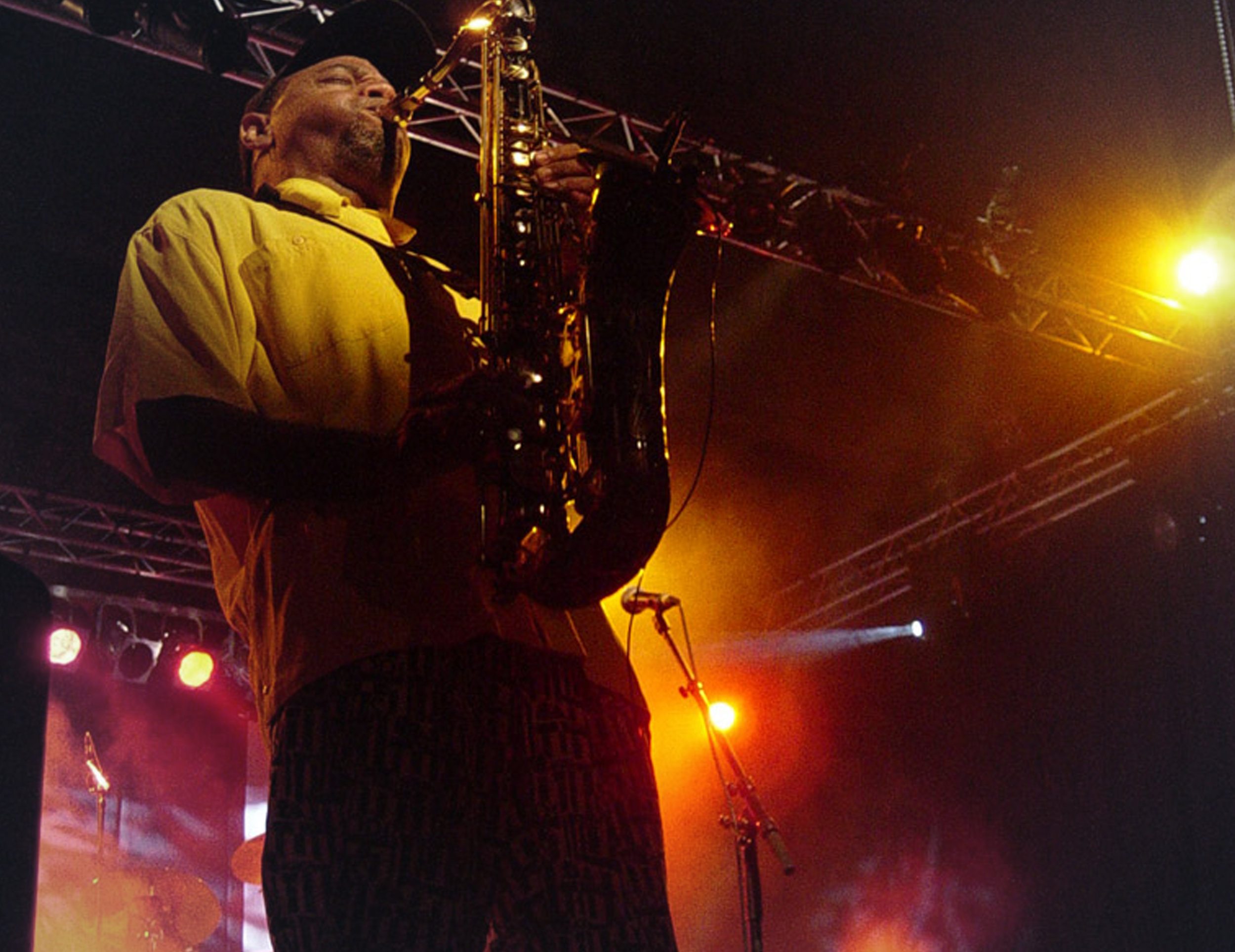 Saxophone and DJ Yorkshire