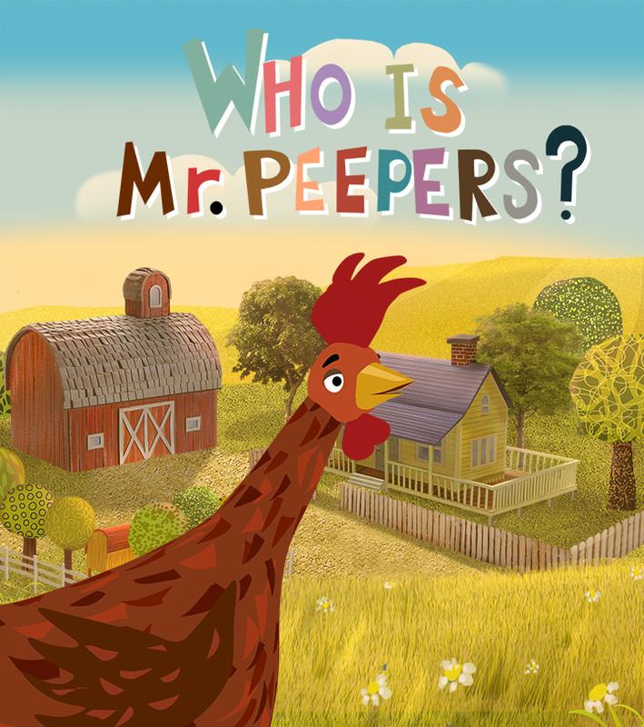 who is mr peepers.jpg