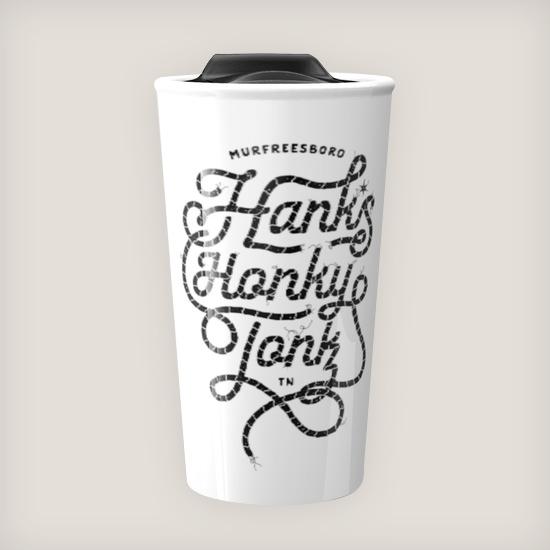 Hank*s Travel Mug | $24.00