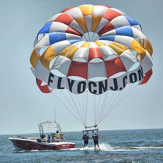 Absolutely beautiful conditions on tap for LDW @FlyOCNj, don't miss out on your opportunity to fly high this summer! . . . . . #ParasailOceanCity #Parasailing #Parasail #FlyOCNJ #IloveOCNJ #BestofOCNJ #LDW #LaborDayWeekend #Summer19 ##LastHurrah #OceanCityParasailing #OceanCityNJ #OCNJ #OceanCitySummer #OceanCity #OCNJWatersports